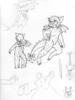 Old Art-Skeithgirl Reference by Inkblot-Rabbit
