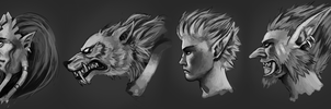 WoW profiles by Detkef