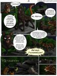 Warriors Intro Comic - Page 3 by Idess