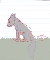 Contest entry redline by Rubylockheartwolf