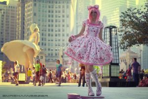 A candy from the windy city II by EmreKaanSezer