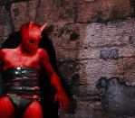Belted Demon by Monsterbait