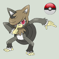 Pokedex Entry: 011 Mesmiral by D-Fake