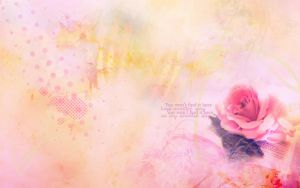 Rose PreMade Background by VaL-DeViAnT