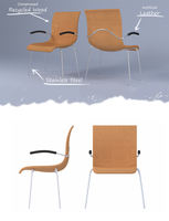 Chair design - urban modern by Gossepojk