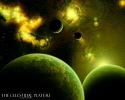 THE CELESTRIAL PLATEAU by xx---greg---xx