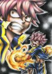 Feel The Rage! Natsu Dragneel (Fairy Tail) by InlineSpeedSkater