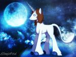 .: The last unicorn - Danny :. by ASinglePetal