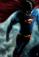 Superman by DaniloRodrgues
