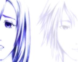 couple wallpaper side female by washizuka