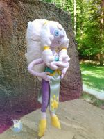 Steven Universe Opal Plushie by dollphinwing
