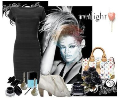 rihanna outfit by rachiegreen