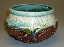 copper bottom bowl by cl2007