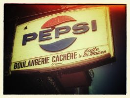 Casher Pepsi by cameraflou