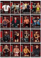 WWE Attitude Era Promo Cards Part 3 by Chirantha