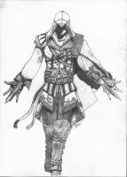 Request: Ezio by Smidow