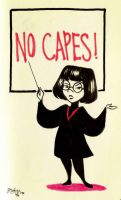 No Capes by jedielf