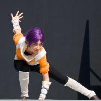 Yoruichi cosplay 4 by 14th-division