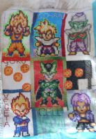 dbz cross stitch by Jessicapilot901