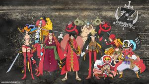 One Piece Z Movie wallpaer PS3/PC/PS VITA by optimusp1981