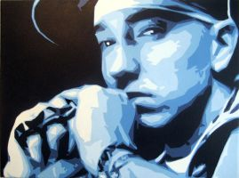 Slim Shady by monkeyboydean