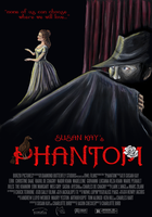 Kay's Phantom Movie Poster by RJDaae