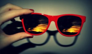 Through the glasses by EHilsdonPhotography