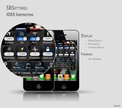 SBSetting iOS5 theme _ HD - SD by kev95570