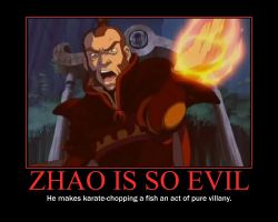 Motivation - Zhao is so evil by Songue