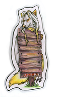 Bookmark for Agni by LowerSun