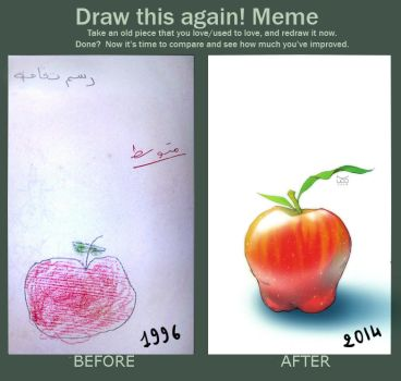 Draw This Again ! Meme by adam150