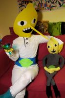 Lemongrab 2 Cosplay Picture 3 by TheEarlofLemongrab