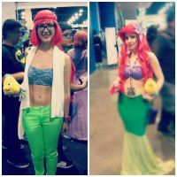 Ariel The little mermaid by yomithejester101
