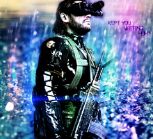 Metal Gear Solid: Ground Zeroes - Signature by Silas-Tsunayoshi