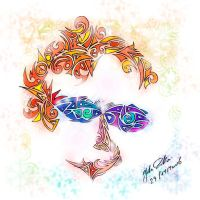 Colored_Face by Yehiazz