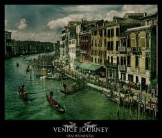 Venice Journey by deathrimental