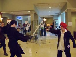 The Dread Pirate Versus Reno by Ryll