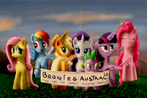 My Bucking Family by everypone
