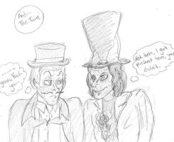 Magician Can't Catch A Break by Bane-Shadows