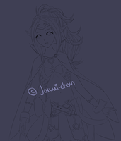 Nowi [Lines] by cloudylicious