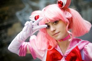 Pink Sailor by straywind