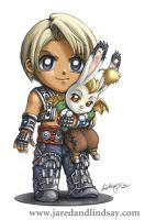 SD Vaan from FFXII - color by LCibos