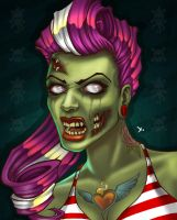 ZoMBiEbILLy by xThErUleR