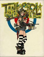 TankGirlcolor1 by angryrooster