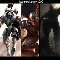 Kyo Stock Pack v2.0 by magoshadow