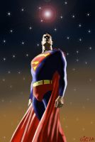 Superman - Alex Ross II by Giova94