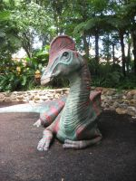 Dinosaur  2 by GreenEyezz-stock