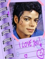 I LOVE MJ by ajacqmain