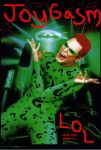 Riddler-Laugh. by Obsessive13