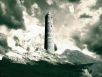 Babel Tower by ad-bo